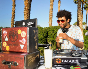 BACARDI At Coachella Soho House Pop-Up - Day 2