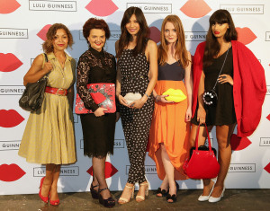 The Lulu Guinness Paint Project