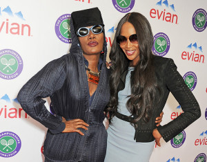 Grace-Jones-and-Naomi-Campbell-at-the-evian-Live-young-suite-5