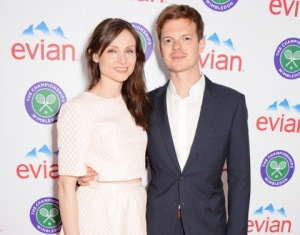 Sophie Ellis Bexter and Richard Jones