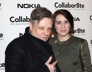 Rankin and Vicky McClure