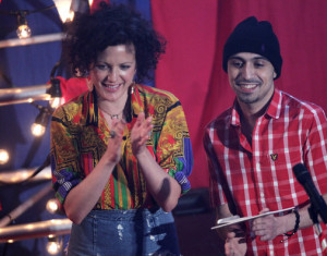 Annie Mac and Dappy