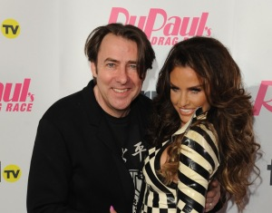 Jonathan Ross and Katie Price