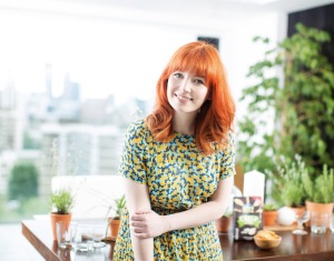 Alice Levine 'Putting on the Ritz'