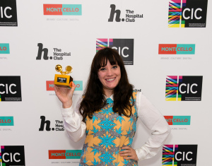 Vikki Stone (won award in Theatre and Performance)