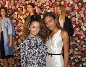 Ella Eyre and Naomie Harris