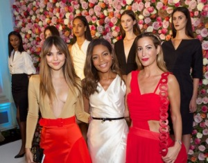 Doina Ciobanu, Naomie Harris and Laura Pradelska