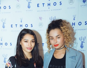 Vanessa White and Ella Eyre
