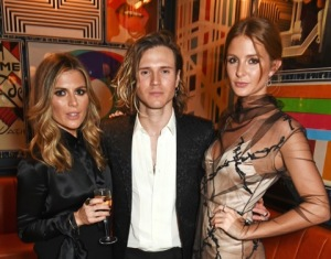 Zoe Hardman, Dougie Pointer, Millie Mackintosh