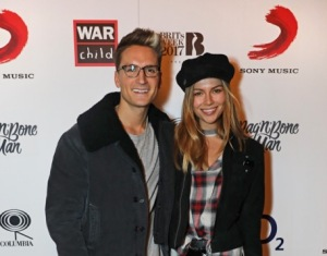 Oliver Proudlock and Emma Connolly