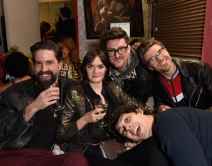 Jack Guinness, Sam Rollinson, Henry Holland, Darren Kennedy, Matt Richardson
