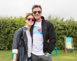 Rose Leslie and Richard Madden
