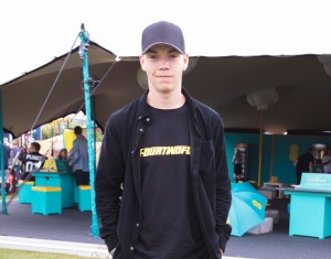 Will Poulter (guest of EE)