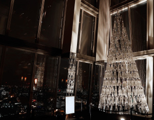 'The Tree of Glass' Launch At Aqua Shard