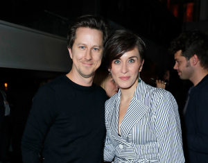 Lee Ingleby and Vicky McClure