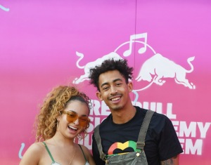 Ella Eyre and Jordan Stephens (Rizzle Kicks)