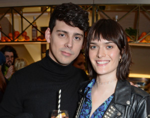 Matt Richardson and Sam Rollinson