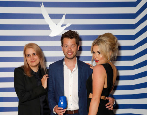 Camille Bennett, Nick Stear and Tallia Storm