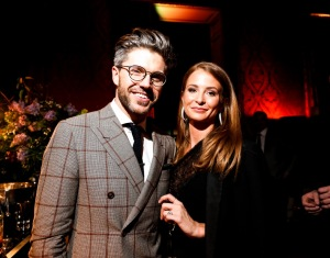 Darren Kennedy and Millie Mackintosh