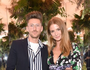 Henry Holland and Millie Mackintosh