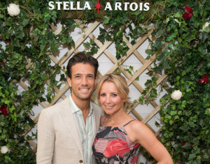 Danny Mac and Carley Stenson