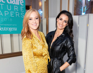 Sarah Jane Mee and Kirstie Gallacher