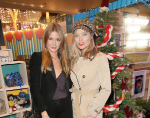 Millie Mackintosh and Laura Whitmore