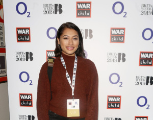 Stars Assemble For Anne-Marie At War Child BRITs Week Together With O2 For Children Affected By Conflict