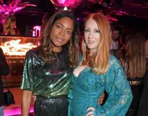 Naomie Harris and Sarah Shotton